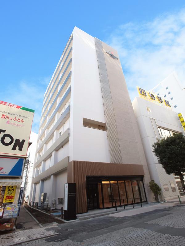 ホテルアルモントイン湘南藤沢 新築工事のサムネイル