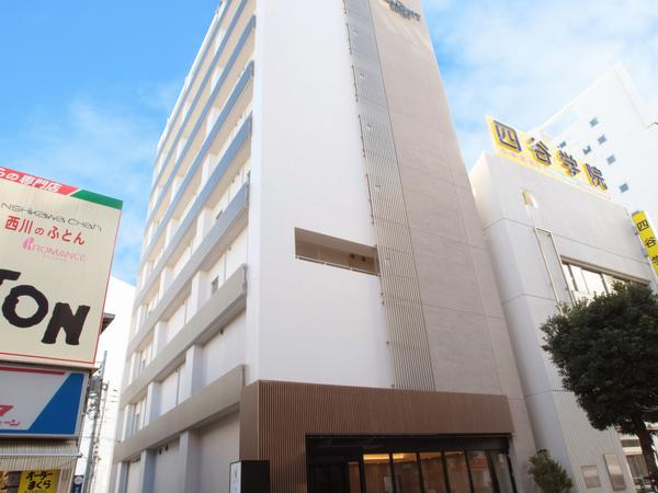 ホテルアルモントイン湘南藤沢 新築工事