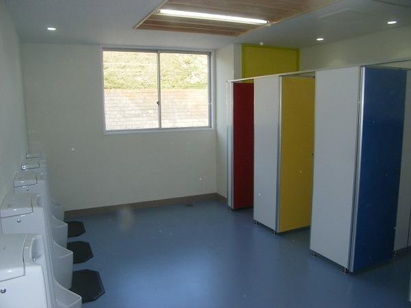 【公共施設】藤沢市立高谷小学校トイレ改修工事のサムネイル