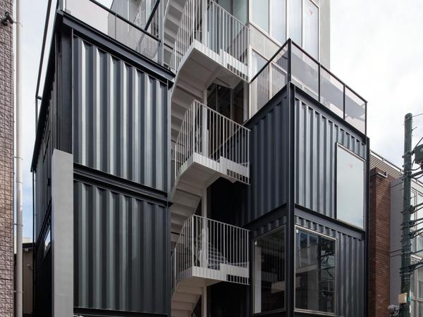 Le Noir横濱元町新築工事