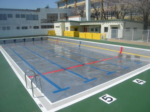 【公共施設】綾瀬小学校プール
