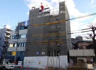 (仮称)プレール・ドゥーク桜木町新築工事