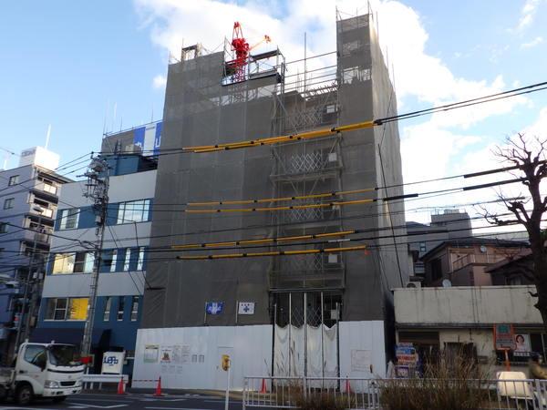 (仮称)プレール・ドゥーク桜木町新築工事のサムネイル