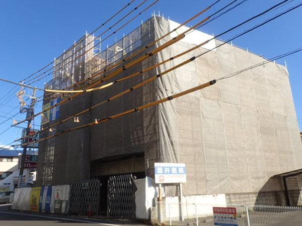 (仮称)辻堂元町1丁目計画新築工事