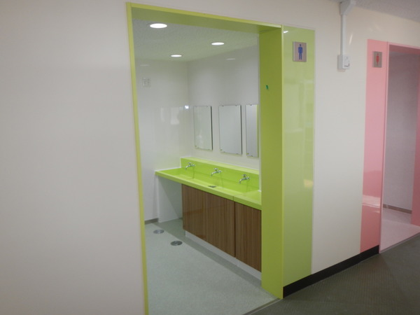 【公共施設】大清水中学校トイレ改修工事