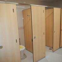 【公共施設】大清水中学校トイレ改修工事のサムネイル