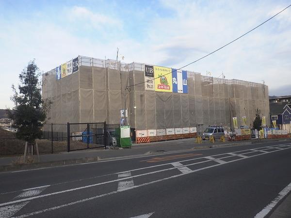 (仮称)カレッジヒルズA・B・C・D棟新築工事