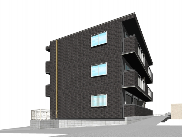 (仮称)伊勢原4丁目第2計画新築工事のサムネイル