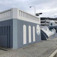 【公共施設】片瀬東浜公衆便所改修工事のサムネイル