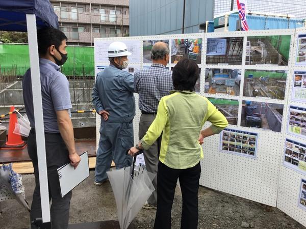 【第1回 伊勢原市石田計画 構造見学会】開催致しました