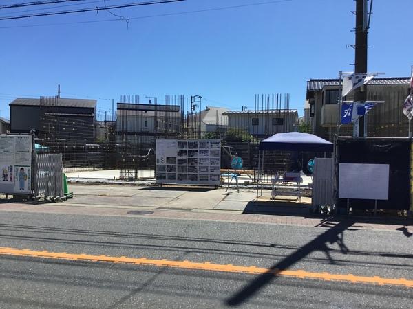 【見学会開催報告】茅ヶ崎市美住町計画 第2回構造見学会